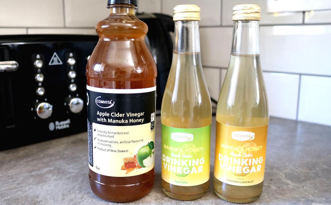 10 Health Benefits of Apple Cider Vinegar