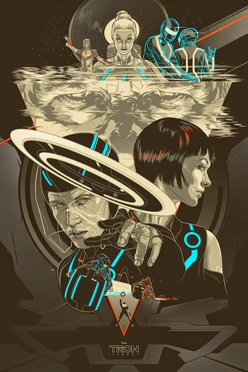 Tron Uprising Legacy Remix Soundtrack Release