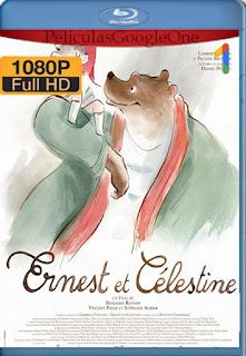Ernest Y Celestine [2012] [1080p BRrip] [Latino-Frances] [HazroaH]