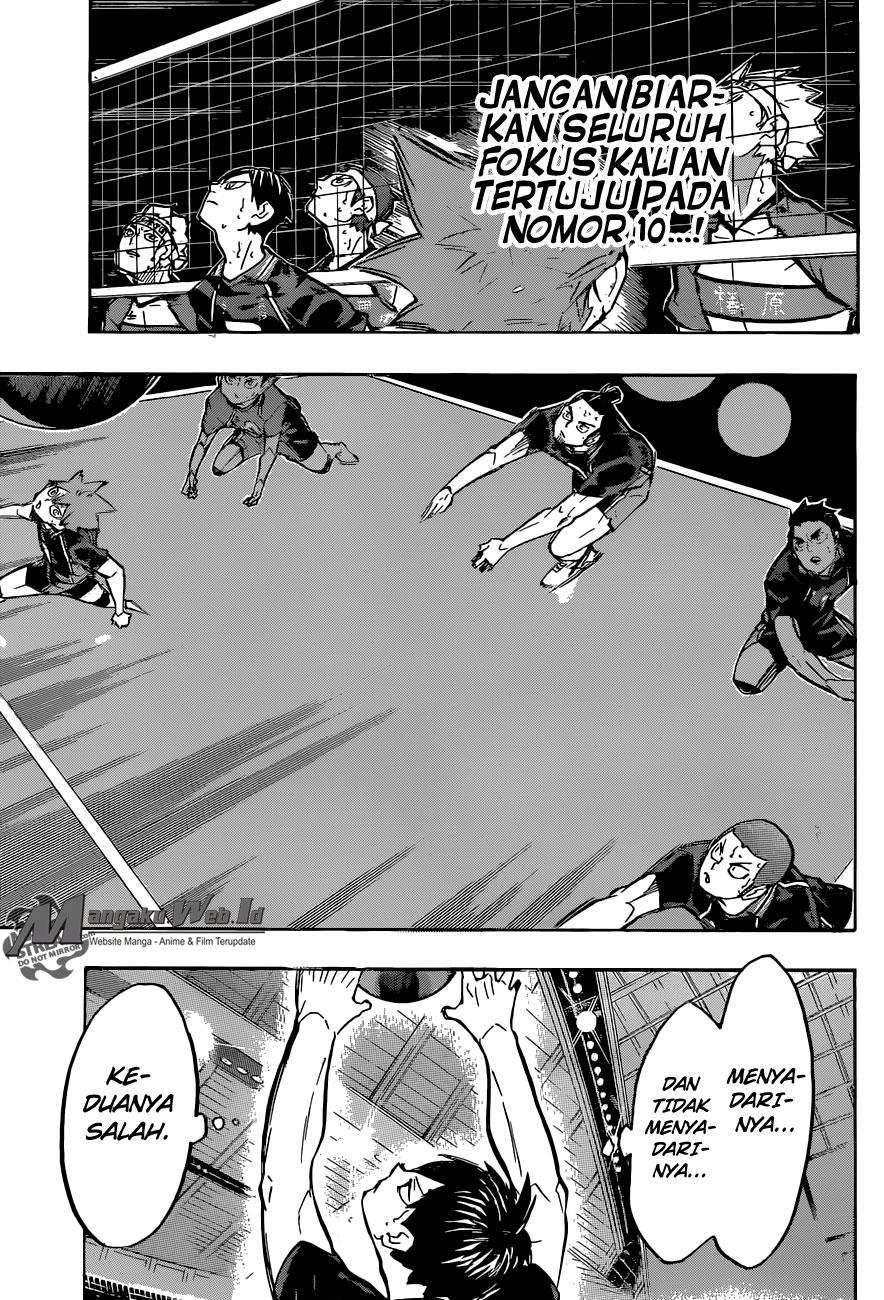 Haikyuu Chapter 235-10