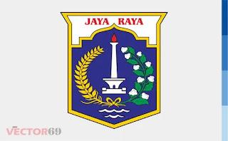 Logo Provinsi DKI Jakarta - Download Vector File EPS (Encapsulated PostScript)