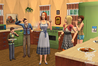 The Sims 2 FreeTime (PC) 2008