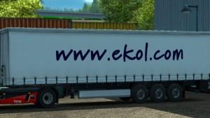 Trailer Ekol