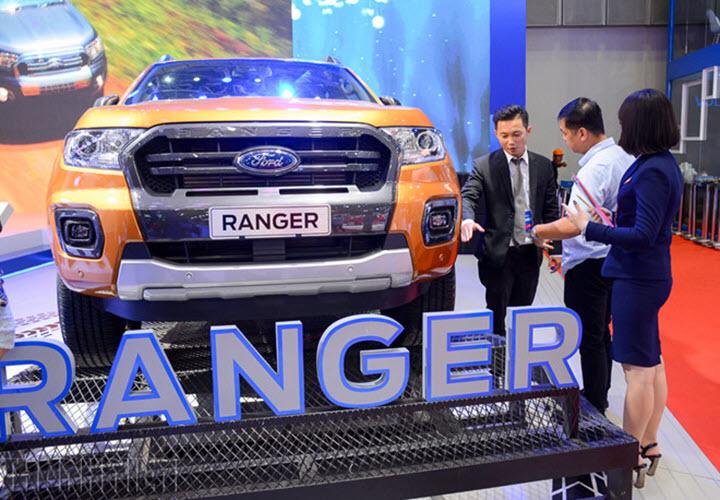 10 ô tô bán chạy nhất Việt Nam tháng 5.2020