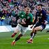 صمدت أيرلندا في النصف الأول من المباراة ، ووافقت على الفوز في النهائي هذا السبت في موراي فيلد ضد اسكتلندا (22-13) ، في مباراتها الثانية من بطولة الأمم الستة.