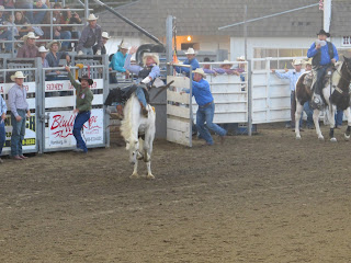 Diaries From The Dirt Road Sidney Iowa Rodeo 2013
