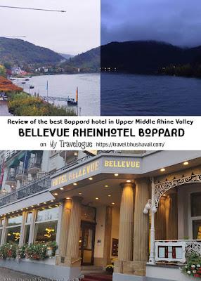 Bellevue Rheinhotel Boppard Review Pinterest