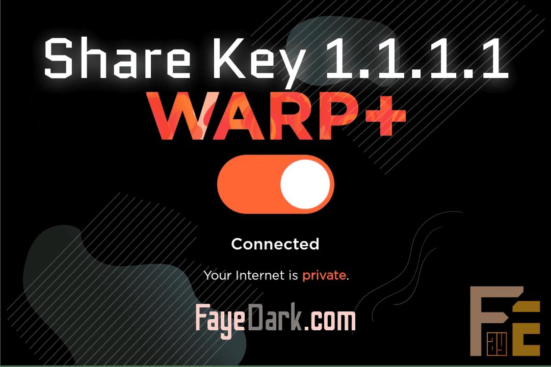 Share key 1.1.1.1