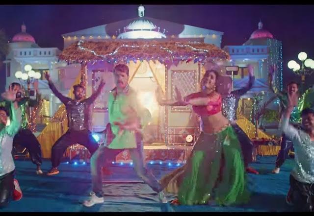 pagal banaibe kare patarki lyrics in bhojpuri-Khesari Lal Yadav & Priyanka Singh