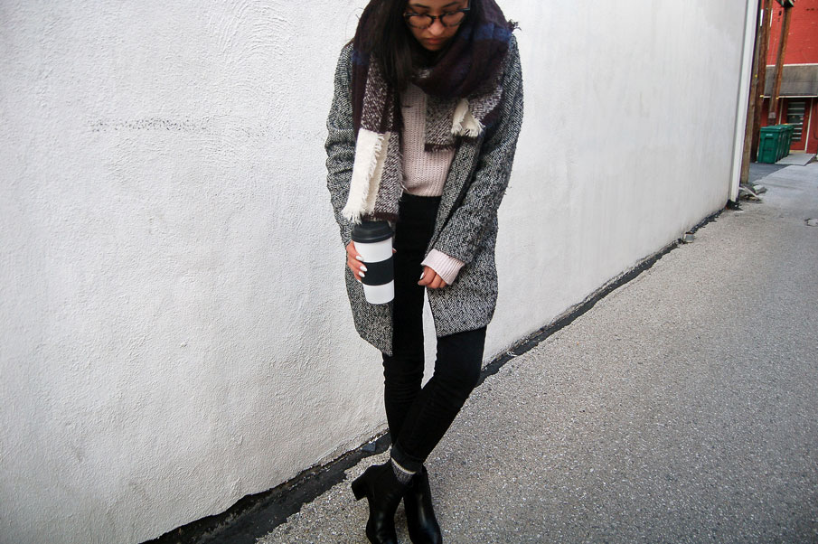 Black Ankle Boots Jeans