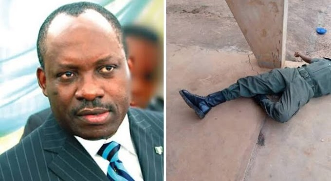 Anambra 2021: Gunmen Attack Soludo in His Community, Kill His 3 Police Guards