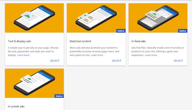 Bagaimana Cara Memasang Unit Iklan Adsense Google Kedalam Website/ Blog