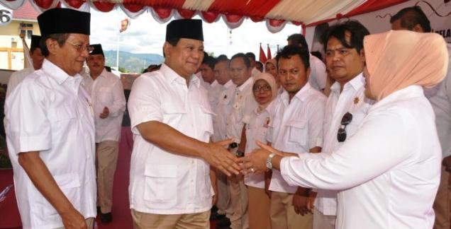 Kisah Pensiunan TNI AL yang Berani Menampar Prabowo Subianto