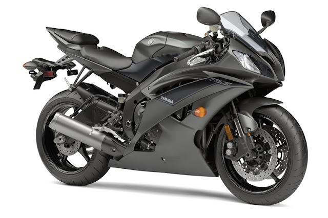 Motor 600 Cc Terbaik di Indonesia Yamaha R6