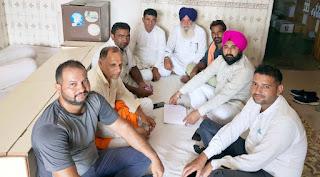 संयुक्त किसान मोर्चा दिल्ली के आह्वान पर आगामी 27 सितंबर को होने वाले भारत बंद को सफल बनाने के लिए  कार्यकर्ताओं की ड्यूटियां तय