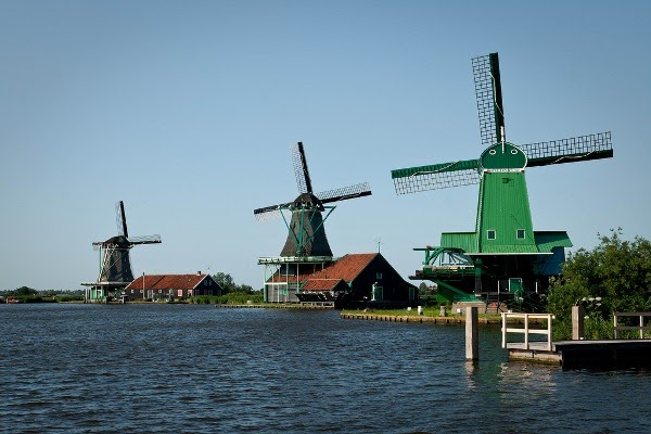Zaanse Schans, Noord-Holland