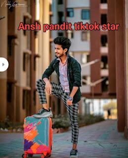 ansh  pandit tiktok star shayari in hindi  ansh पंडित tiktok स्टार शायरी हिंदी में