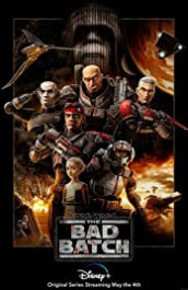 The Bad Batch Temporada 1 audio español