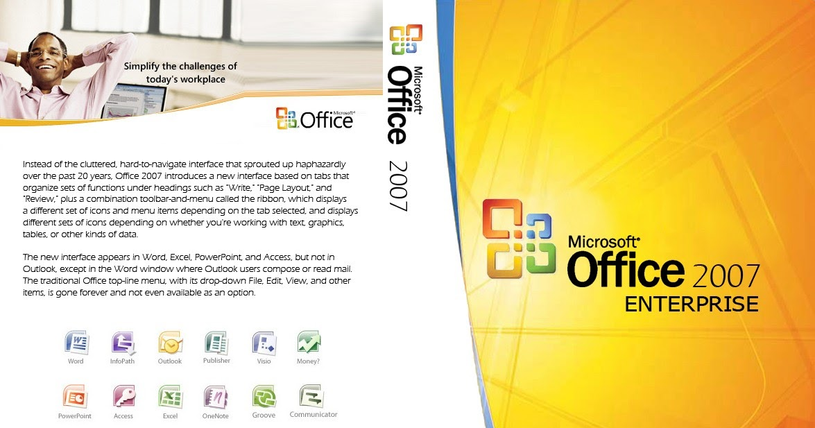 Microsoft Office Enterprise 2007 Free Download ~ Lawang Habang
