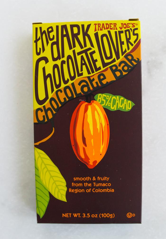Trader Joe's Dark Chocolate Lover's Chocolate Bar Review