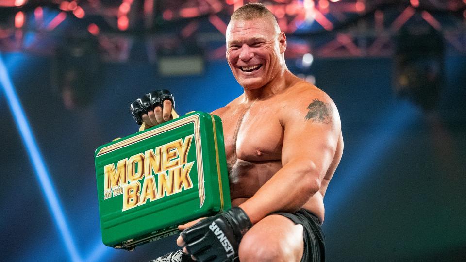"WWE pode estar ""plantando semente"" para o retorno de Brock Lesnar"