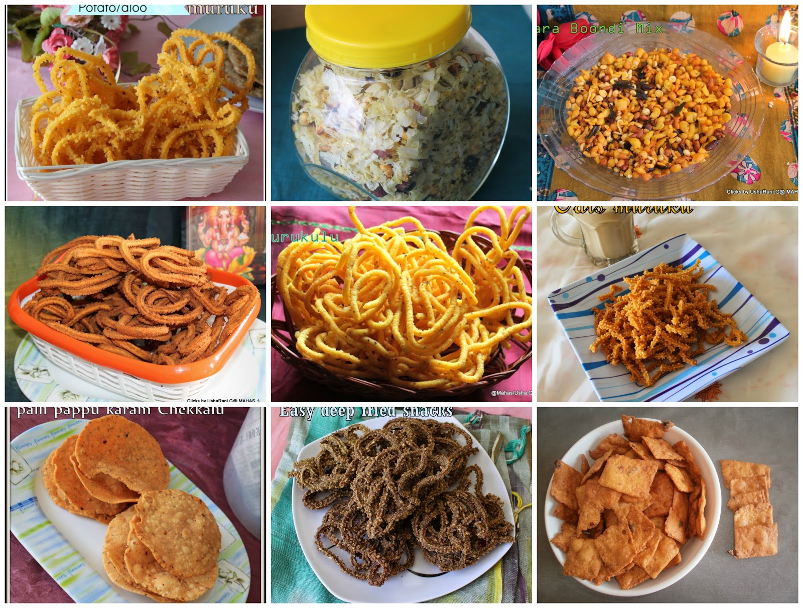 Diwali Food Recipes