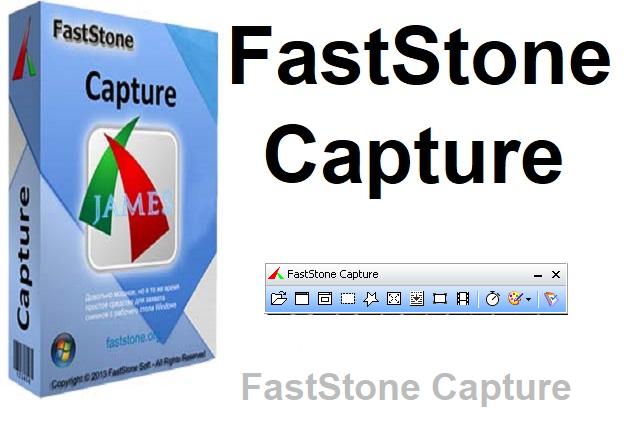 تحميل برنامج تصوير الشاشة بالصور والفيديو FastStone Capture للويندوز