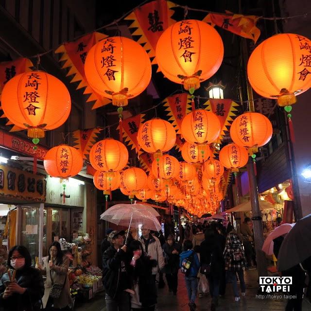 【長崎燈會】從大年初一到元宵節 在日本遇見超有中國風的燈會