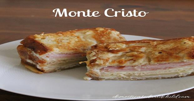 Monte Cristo Recipe