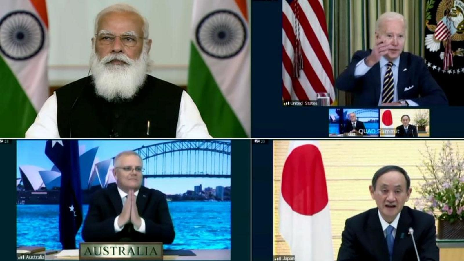 Seeing India in trouble, France, America, Australia, the UAE and Japan lend a helping hand
