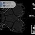 مخطط مركز المؤتمرات عملاق اوتوكاد dwg