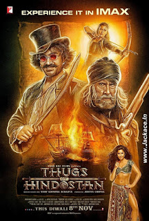 Thugs of Hindostan First Look Poster 9