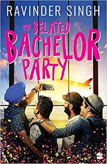 The Belated Bachelor Party on Humbaa