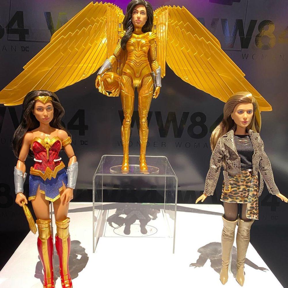 Новинка Wonder Woman 1984 куклы WW84, Mattel