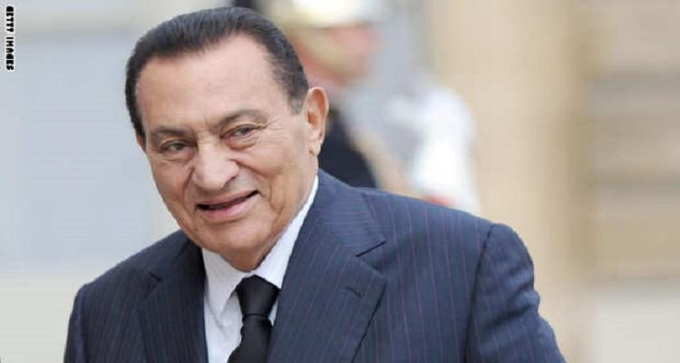 حقيقة وفاة مبارك داخل المعادي العسكري