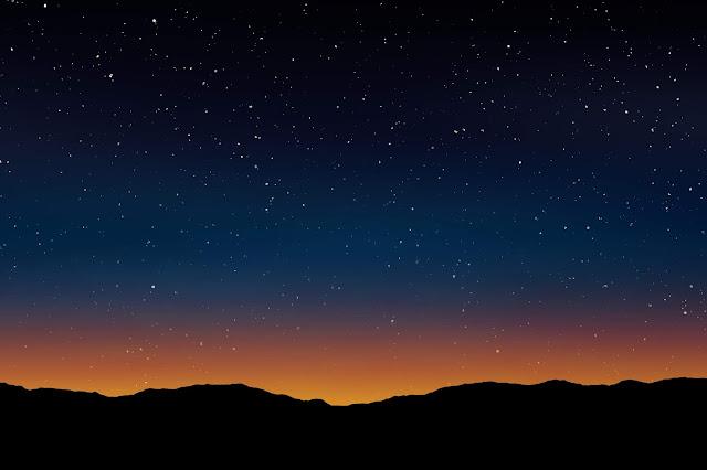 Stars at Dusk 1