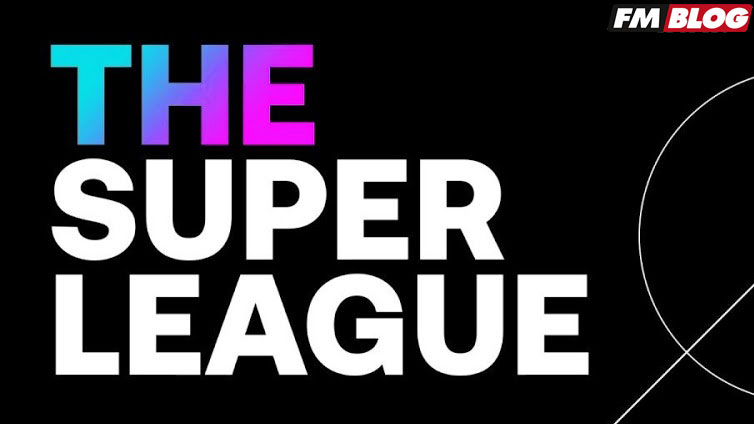 The Super League and Football Manager | Custom Database FM21