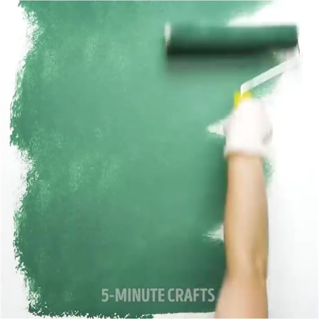 Wall Paint Tricks And Decorating Ideas 13