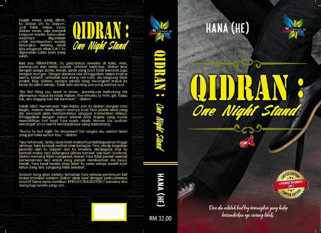 Qidran : One Night Stand by Hana Efriena