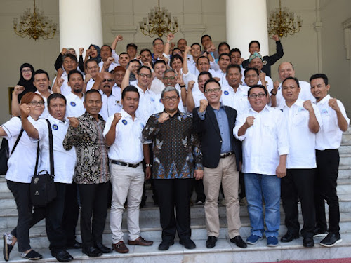 Pengurus SMSI Jawa Barat 2018