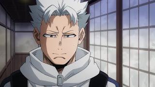 ヒロアカ 5期アニメ | 轟夏雄 TODOROKI NATSUO | 僕のヒーローアカデミア My Hero Academia | Hello Anime !