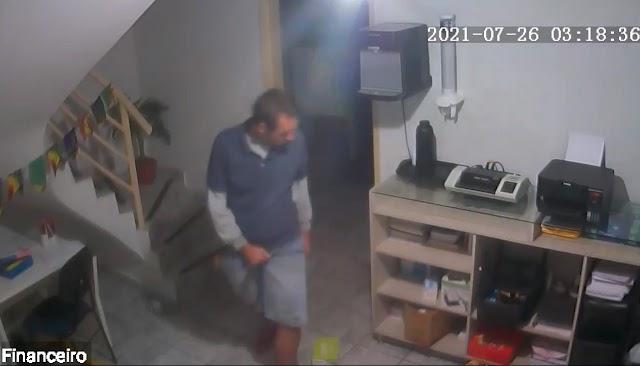 Goiânia: Criminoso tem amedrontado a Vila Nova roubando casas e empresas