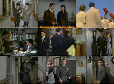 Capturas de pantalla de la película: Camarote de lujo (1957)