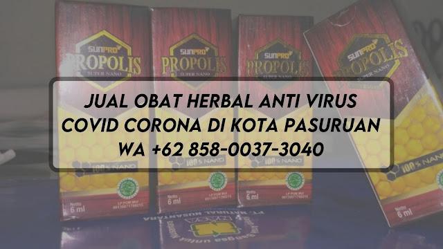 Jual Obat Herbal Anti Virus Covid Corona di Kota Pasuruan