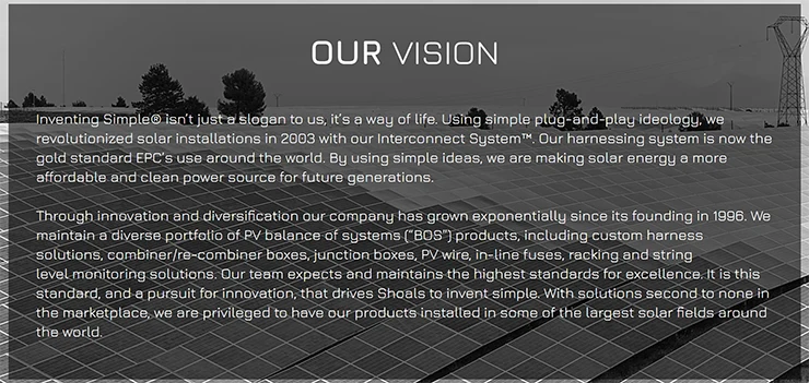 Shoals Technology Group IPO дата
