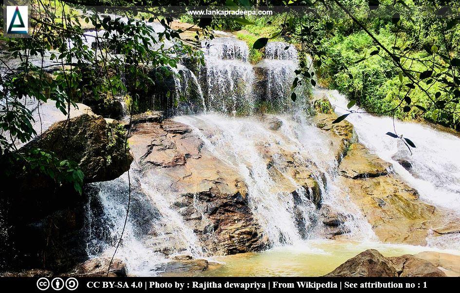 Goraka Ella Falls