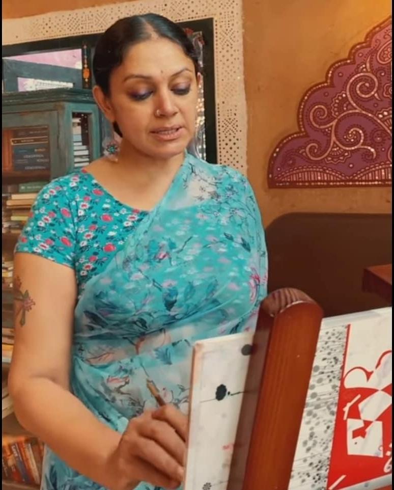 South Indian Actress Shobhana Photos