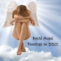 jaguarjulie Squid Angel blessings to you