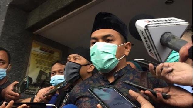 Rekening FP1 Dibekukan, Aziz: Organisasi Dibubarkan, Uangnya Diduga Digarong