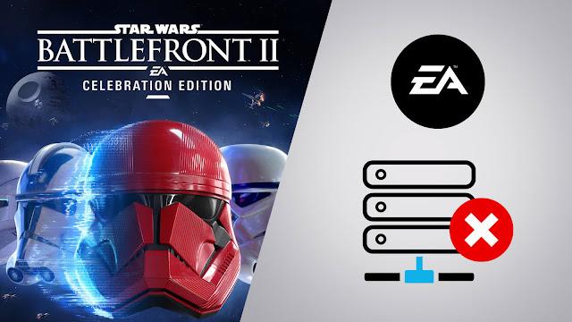 star wars Battlefront 2 epic games store weekly giveaway server crash traffic overload ea help electronic arts dice windows pc error message